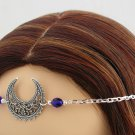 CUSTOM WICCAN Lunar Goddess PRIESTESS CIRCLET crown #3201