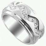 ONE AND  QUARTER  CARAT  DIAMOND  RING