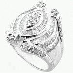 ONE  AND  HALF CARAT  DIAMOND  RING