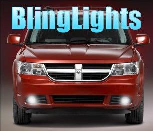 2009 Dodge Journey Xenon Fog Lamps lights 09 se sxt