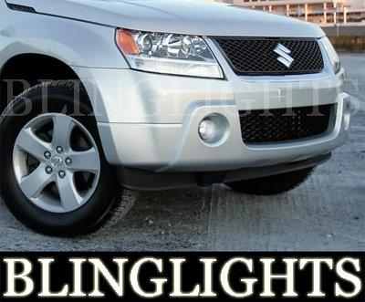 2006-2008 Suzuki Grand Vitara Fog Lamps lights 06 07 08