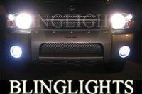98-05 NISSAN NAVARA D22 XENON FOG LIGHTS lamps 02 03 04