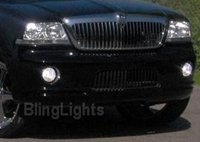 2003-2006 Lincoln Aviator Xenon Fog Lamps lights 04 05