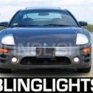 2000-2005 MITSUBISHI ECLIPSE XENON FOG LAMPS 04 lights