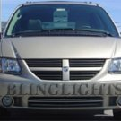 01-08 DODGE CARAVAN XENON FOG LAMPS lights SE 02 05 07