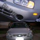 00-03 HYUNDAI ELANTRA/ACCENT XENON FOG LAMPS lights 02