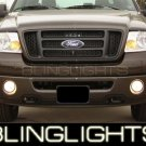 99-08 FORD F-150 FOG LAMPS f150 lights 03 04 05 06 07