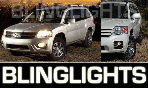 2004-2008 Mitsubishi Endeavor Fog Lamps lights 06 07 08