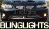 97-03 PONTIAC GRAND PRIX XENON FOG LAMPS lights gtp 02