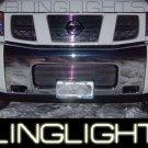 04-09 NISSAN ARMADA/PATROL XENON FOG LAMPS LIGHTS 06 07