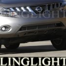 2009 Nissan Murano Xenon Fog Lamps driving lights 09