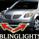 2009 Pontiac Vibe Xenon Fog Lamps Driving lights 09