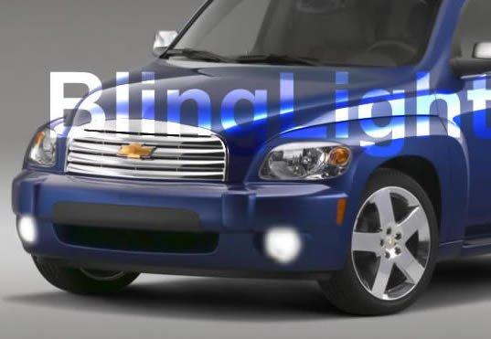 2006-2008 Chevy HHR XENON FOG LIGHTS LS 1LT 2007 06 07