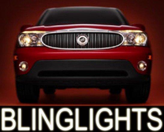 2004-2007 Buick Rainier Xenon Fog Lamps Driving Lights
