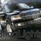 2007-2009 Lincoln Navigator Xenon Fog Lamps Lights 08