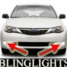 2008 Subaru Impreza Xenon Fog Lamps Driving Lights 08