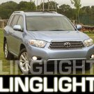 2008 Toyota Highlander Fog Lamps Lights sport hybrid 08