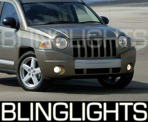 2007 2008 JEEP COMPASS FOG LAMPS driving lights sport