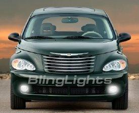 2006-2008 Chrysler PT Cruiser Xenon Fog Lamps lights 07
