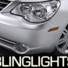 2007-2008 Chrysler Sebring Xenon Fog Lamps lights 07 08