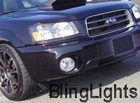 2003-2008 Subaru Forester Xenon Fog Lamps Lights 06 07