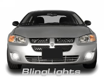2001-2007 Dodge Stratus Xenon Fog Lamps Lights 04 05 06