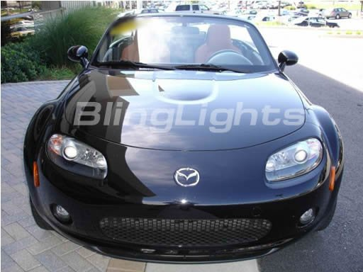 2006-2008 Mazda Miata MX-5 Xenon Fog Lamps Lights mx5