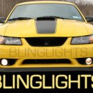 99-04 FORD MUSTANG COBRA FOG LAMPS lights 00 01 02 03