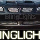 97-03 PONTIAC GRAND PRIX XENON FOG LAMPS lights gtp 02