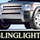 LAND ROVER LR3 XENON FOG LIGHTS discovery 3 05 06 07 08