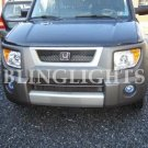 03-08 Honda Element Xenon Fog Lights Lamps 06 07 lx ex
