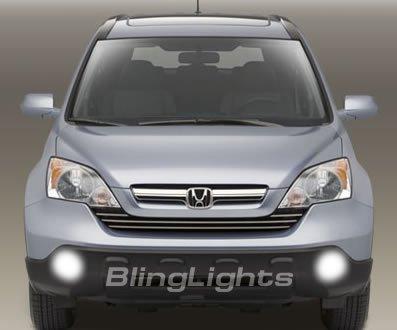 2007-2008 Honda CR-V Xenon Fog Lamps lights crv 07 08