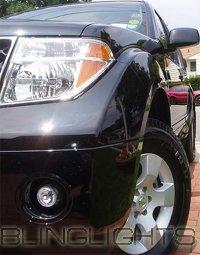 2005-2008 Nissan Pathfinder Xenon Fog Lamps lights 2007