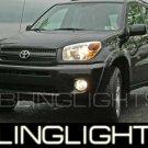 2004-2005 TOYOTA RAV4 XENON FOG LAMPS LIGHTS Rav 4