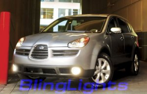 2006-2008 Subaru B9 Tribeca Halo Fog lamps lights 06 07