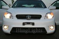 2003-2008 Toyota Matrix Halo Fog Lamps lights hid 05 06