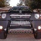 02-08 Nissan Xterra Green Halo Fog Lamps lights 06 07