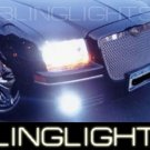 2004-2009 CHRYSLER 300c FOG LAMPS 300 lights SRT8 SRT-8 2005 2006 2007 2008