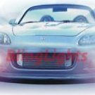 1999-2009 HONDA S2000 LED FOG LAMPS 2.0L 2.2L lights 2000 2001 2002 2003 2004 2005 2006 2007 2008