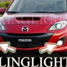 2010 MAZDA MAZDASPEED3 XENON BUMPER FOG LAMPS LIGHTS LAMP LIGHT KIT speed3 mazda3 speed 3 10