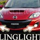 2010 MAZDA MAZDASPEED3 XENON BUMPER FOG LAMPS LIGHTS LAMP LIGHT KIT speed3 mazda3 speed 3 10