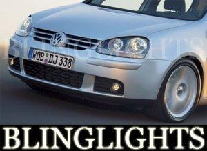 2003-2009 VW GOLF FOG LAMPS LIGHTS gti mkv gli 2004 2005 2006 2007 2008