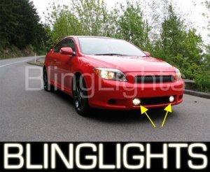 2005-2009 SCION TC RELEASE SERIES XENON GRILLE RS FOG LAMPS LIGHTS LAMP LIGHT KIT 2006 2007 2008