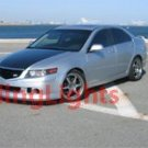 2004-2008 ACURA TSX K-SPEED BUMPER BODY KIT HALO FOG LAMPS LIGHTS LAMP LIGHT KSPEED 2005 2006 2007