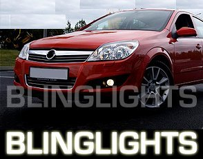 2008 2009 SATURN ASTRA FOG LAMPS xe xr holden chevy vauxhall