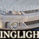 1994-1997 HONDA ACCORD VERSUS MOTORSPORT BODY KIT BUMPER FOG LAMPS DRIVING LIGHTS LAMP 1995 1996