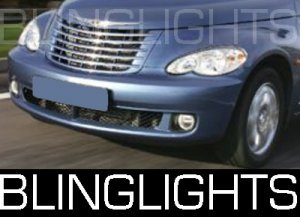 2006-2009 CHRYSLER PT CRUISER FOG LAMPS street touring 2007 2008