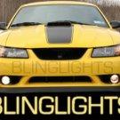 1999-2004 FORD MUSTANG COBRA LED FOG LAMPS LIGHTS lamp 2000 2001 2002 2003