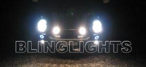 MINI COOPER XENON BUMPER GRILLE DRIVING LIGHTS FOG LAMPS KIT R50 R52 R53 R55 R56 R57