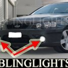 2008 2009 FORD FALCON XR6 TURBO BUMPER FOG LIGHTS PAIR lamps